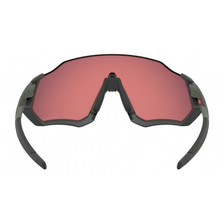 GAFAS SOL OAKLEY FLIGHT JACKET STEEL MATE LENTE PRIZM TRAIL TORCH | OO9401-1737 |