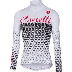 Maillot Castelli Ciao Blanco/ Gris