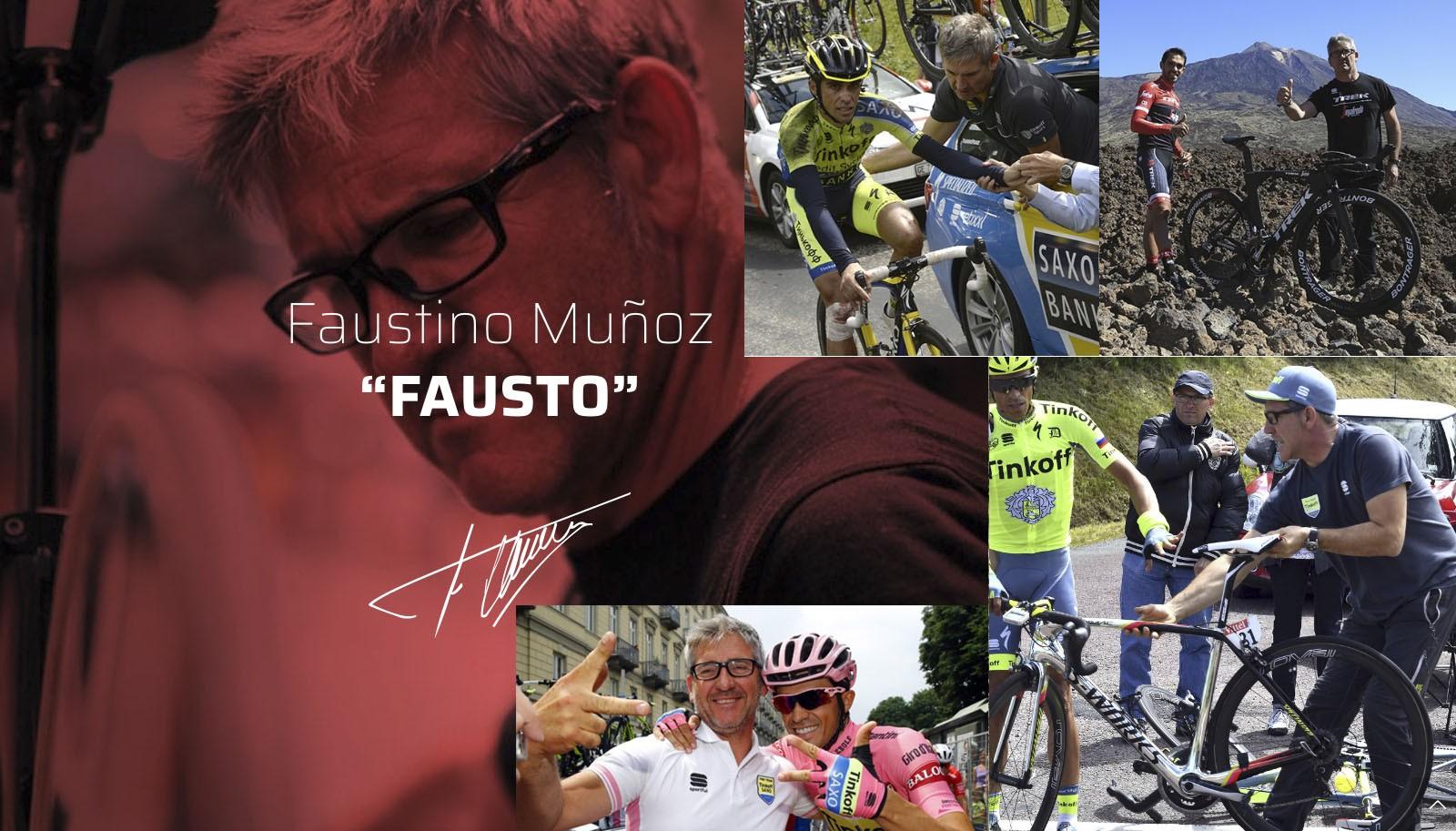 Presentación de Faustino