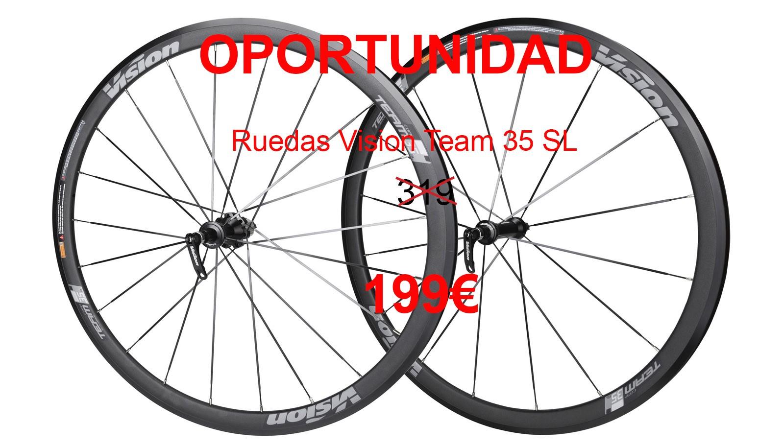 RUEDAS VISION T35